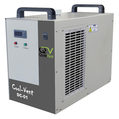 MVHR Cooling Systems