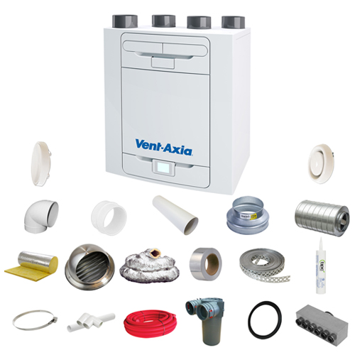 Heat Recovery Systems Kits by Manufacturer