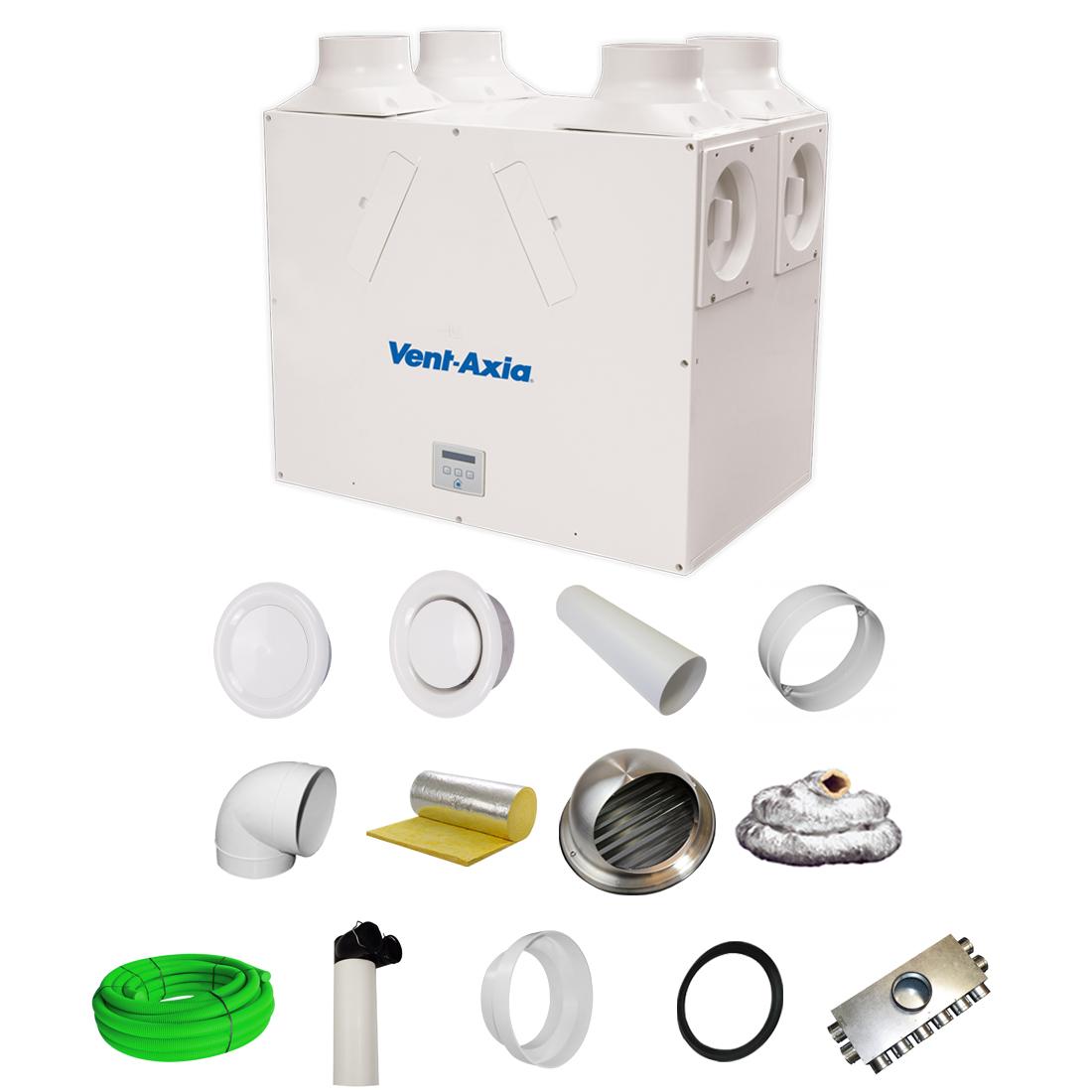 Vent Axia DIY MVHR Kits