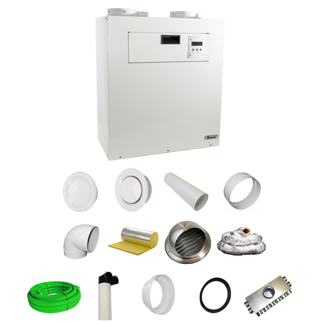 Heat Recovery System Kits by Manufacturer