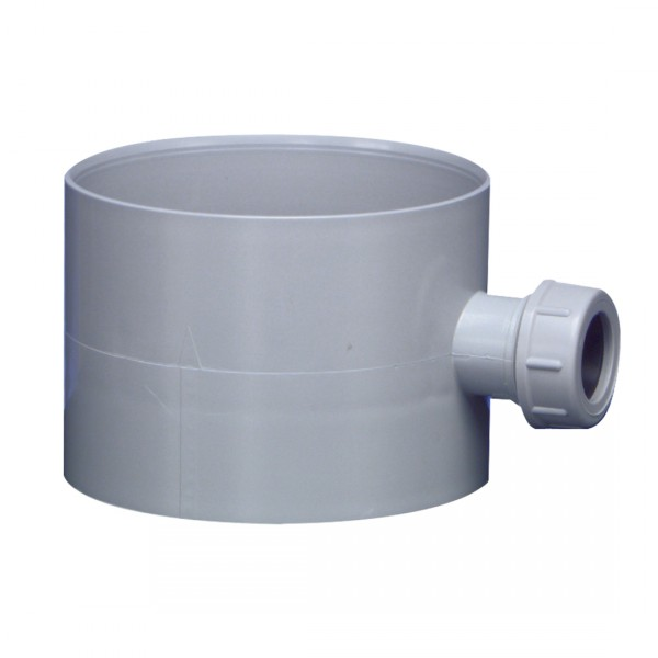 Ducting condensation trap