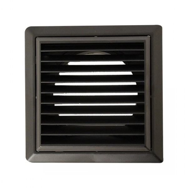 150-millimetre-louvered-grille-black-GPVC150B-bpcventilation