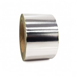 75mm - Roll Silver Foil Tape - ST75