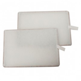 Replacement 2 x G4 Filters for Vent Axia Kinetic BH Heat Recovery Unit