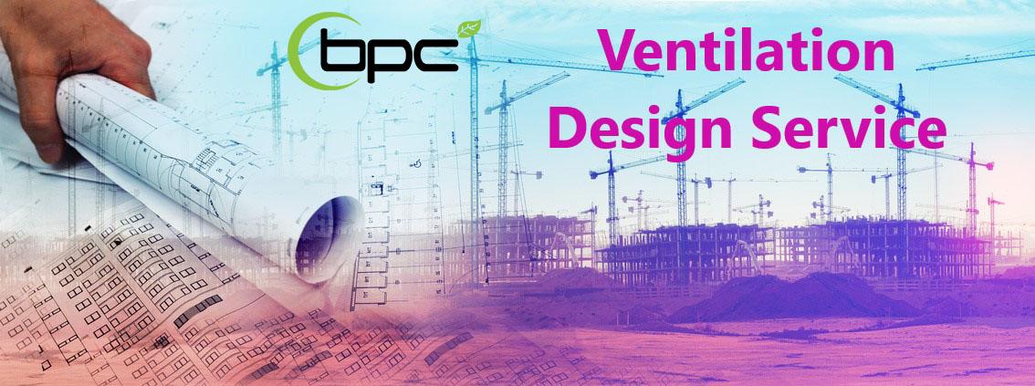 ventilation design service