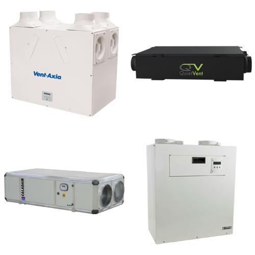 MVHR units