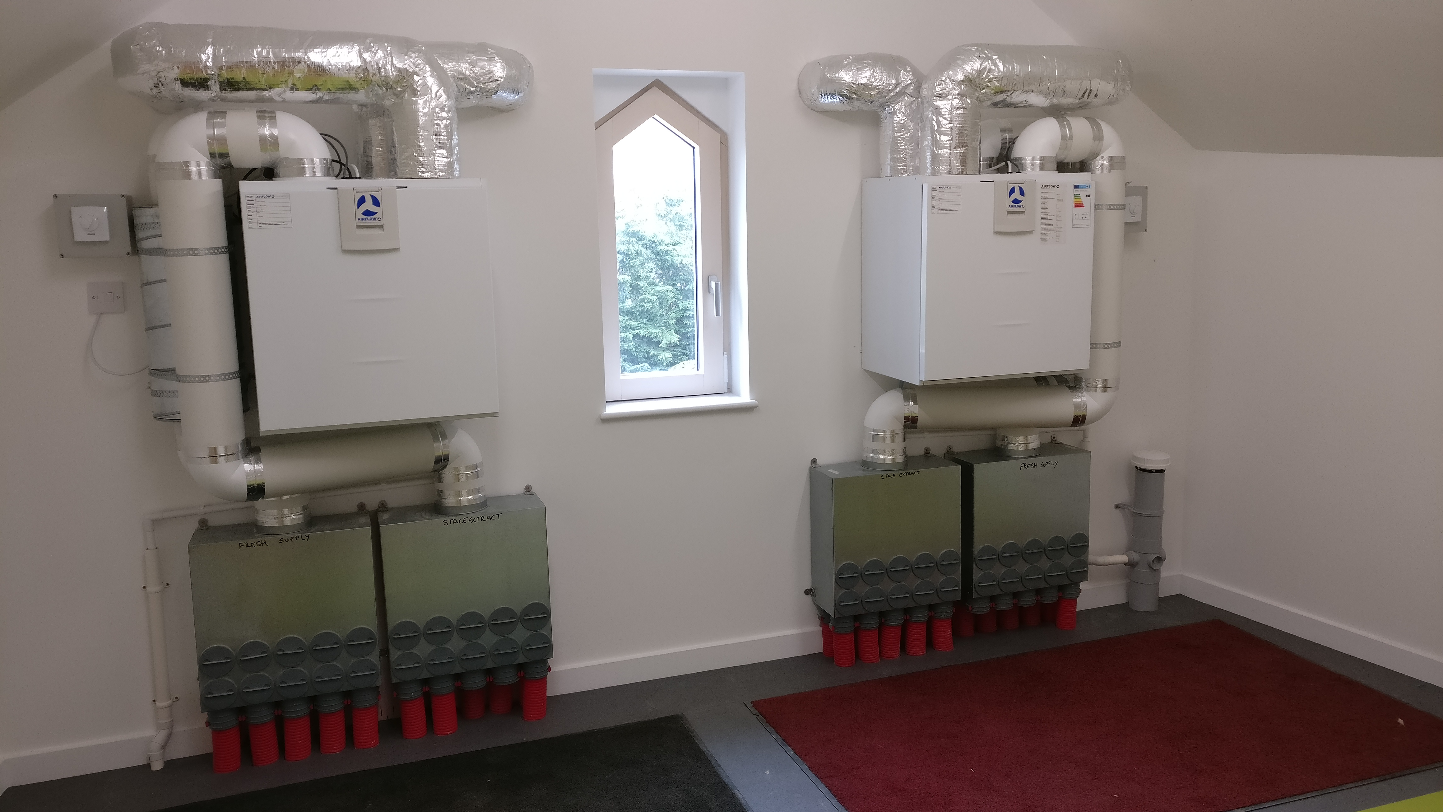 Are Heat Recovery and Ventilation systems worth it