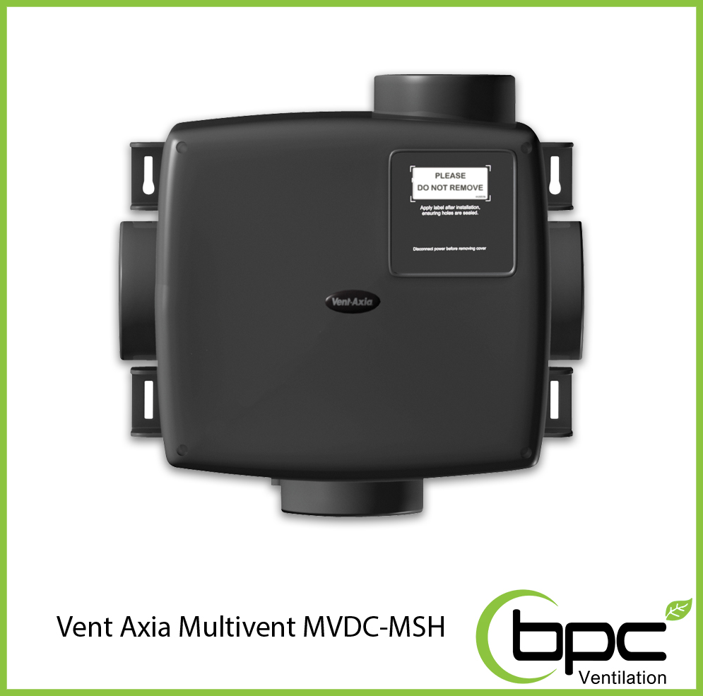 Vent Axia Multivent MCDC MH