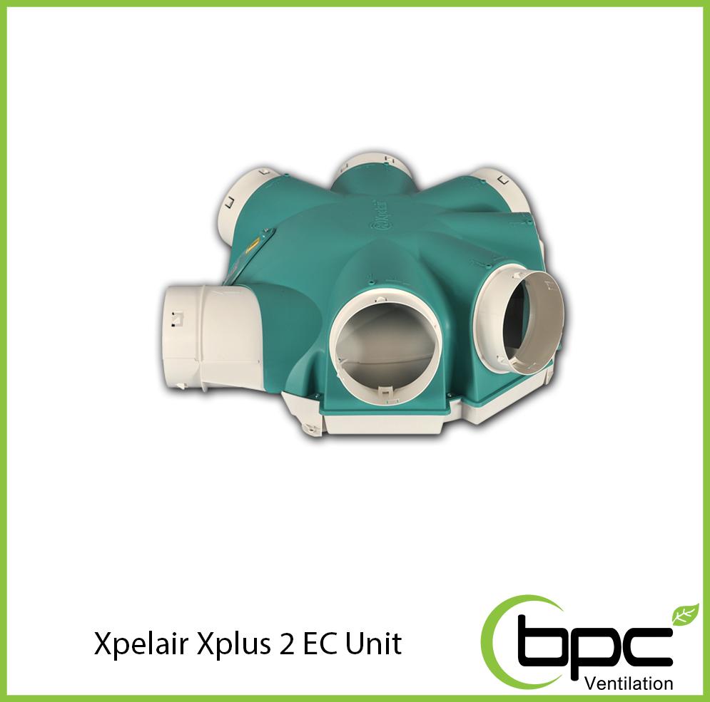 Xpelair Xplus 2 EC