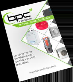 bpc ventilation product catalouge